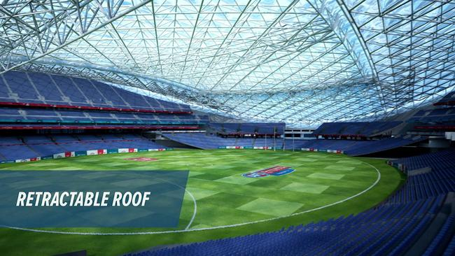 Olympic Venue S New Field Of Dreams Anz Stadium S 350