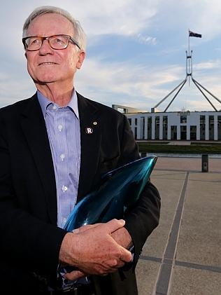 Reconciliation advocate ... Senior Australian of the Year for 2014, Fred Chaney.