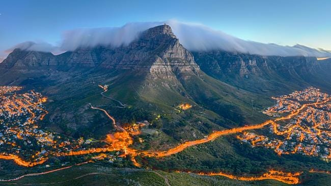 Table Mountain Of Table Mountain South Africa Attraction Is Deadlier Than