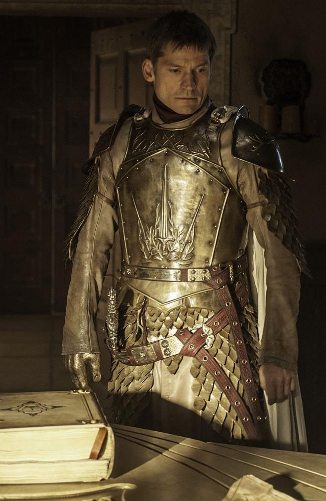 Good Jaime has been known to ponder the morality of his more questionable actions.