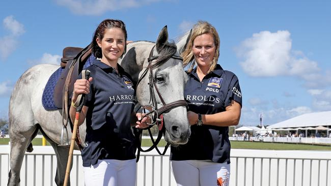 Royal Zara Phillips to compete in Gold Coast Magic Millions Polo