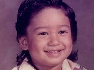 Supplied Editorial Mario Lopez posted this childhood snap saying he looks like a 'baby cartel member'.