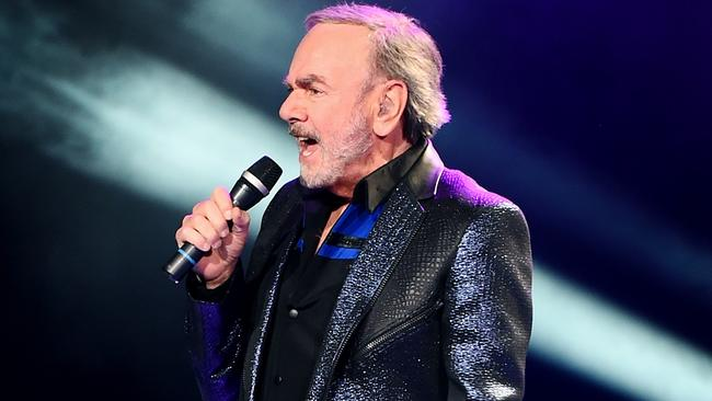 neil diamond song song blue