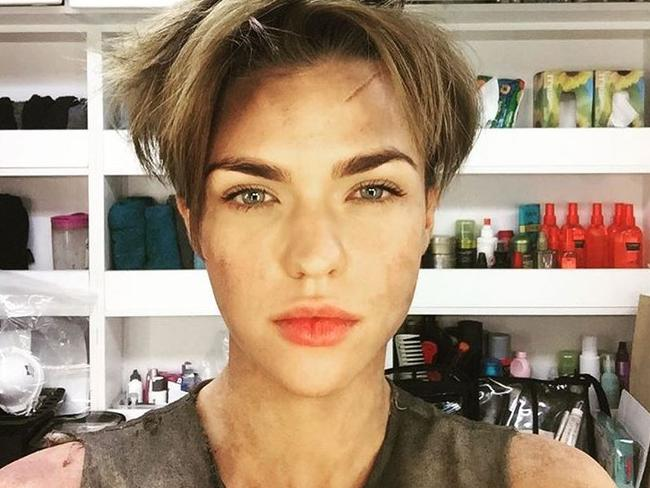 Orange Is The New Black S Ruby Rose Lands Gig In Resident: Ruby Rose's Friends In High Places May Have Helped Her