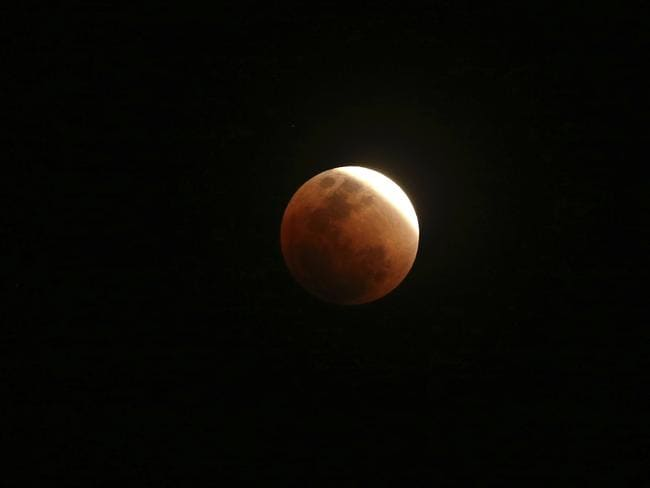blood moon 2018 australia adelaide - photo #37