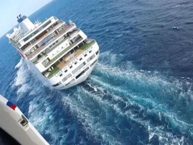 3 passengers airlifted from cruise ships