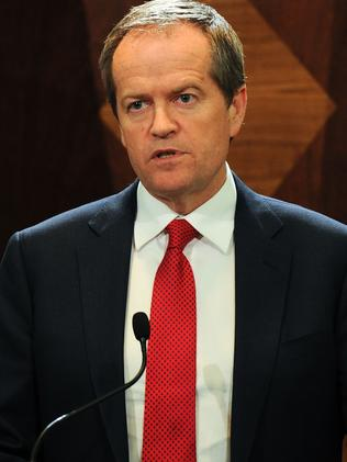 Warned against using image in defence of new counterterrorism laws ... Opposition Leader Bill Shorten. Picture: Getty Images