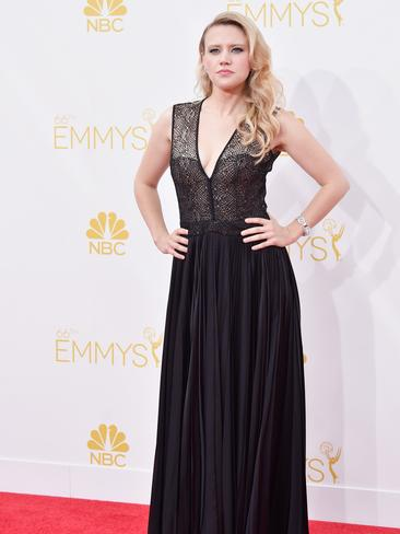 Actress Kate McKinnon attends the 66th Annual Primetime Emmy Awards. Picture: Getty
