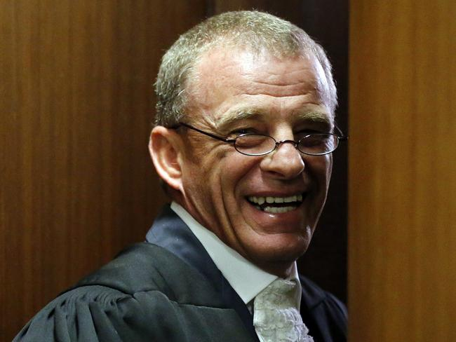 State prosecutor ... Gerrie Nel has been one of the faces of the trial. Picture: Siphiwe Sibeko