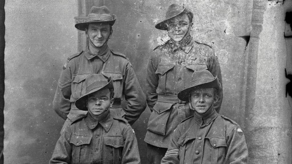 Search on to find south australian families of wwi for Lindsay aitchison