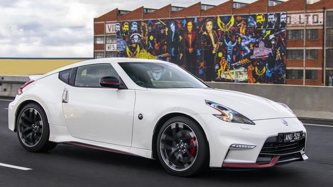 The 370Z has been largely untouched since 2009. Pic: supplied.