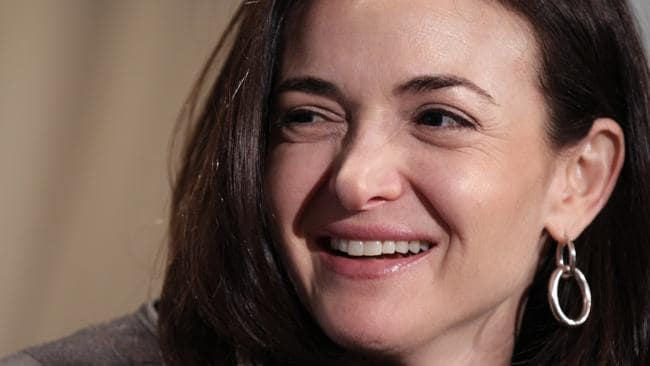 Sheryl Sandberg, Facebook's chief operating officer is number six on the Forbes list of the world's most powerful women.