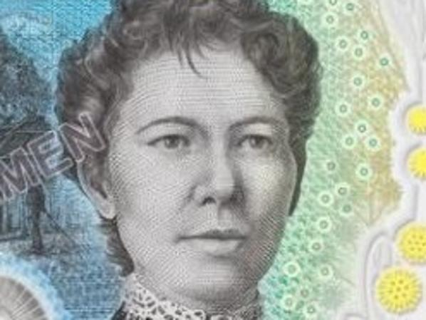 Who dat on the new $10 note?