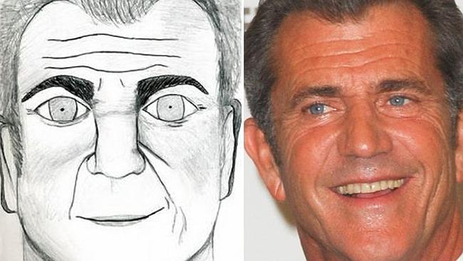 Look, at this stage, we think Mel Gibson would be happy to receive ANY fan art.