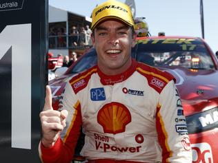 A supplied image obtained Sunday, June 18, 2017 of Scott McLaughlin of DJR Team Penske during the CrownBet Darwin Triple Crown, at the Hidden Valley Raceway, Darwin, Northern Territory. (AAP Images/ EDGE Photography) NO ARCHIVING