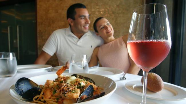 Best italian restaurants in brisbane the courier mail for 27 vernon terrace teneriffe
