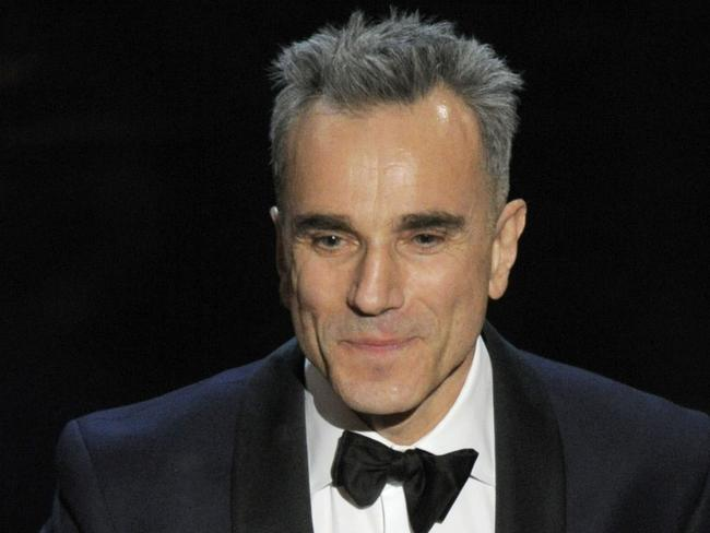 "Sir Daniel ... Daniel Day-Lewis was made a knight ""for services to drama"". Picture: Chris Pizzello"