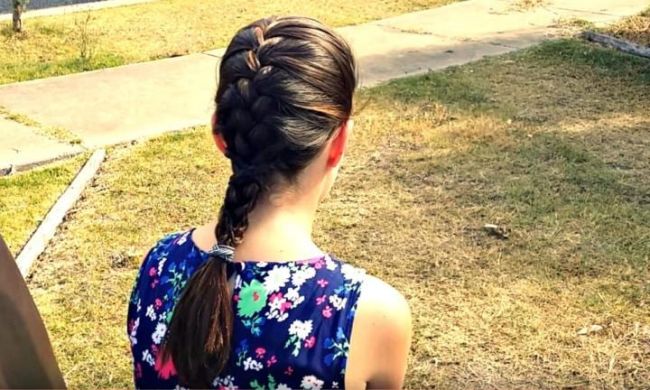 How to do a Rapunzel hairstyle