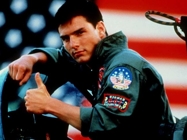 It's happening: Old Tom Cruise in Top Gun 2