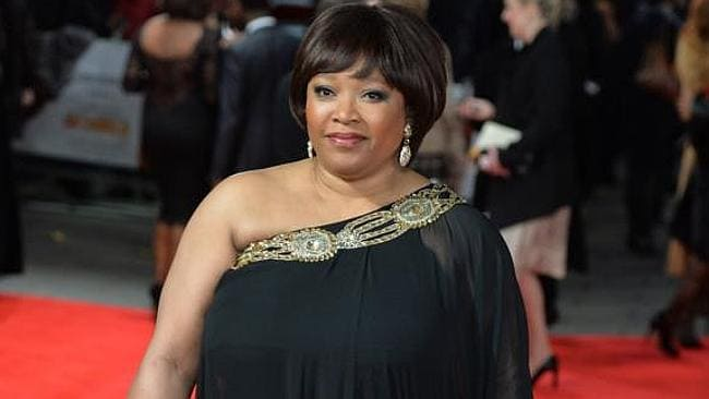 The 'Mandela: Long Walk To Freedom' royal premiere held at the Odeon Leicester Square, London. Pictured: Zindzi Mandela.