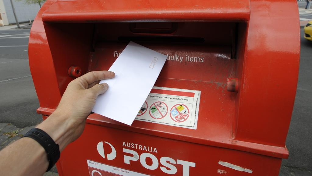 SEO Australia Post mail delivery to take