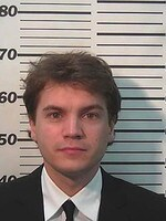 Emile Hirsch is seen in a police booking photo March 16, 2015 in Park City, Utah. Hirsch is facing charges of aggravated assault and intoxication after he allegedly choked Paramount Pictures executive Daniele Bernfeld at a nightclub January 25 during the Sundance Film Festival. (Photo by Summit County Sheriff's Office via Getty Images)