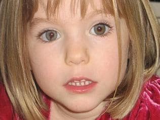 "FILE - This undated file photo shows Madeleine McCann, who went missing in May 2007. Madeleine McCann's parents says they're ""greatly encouraged"" by the expanding British police investigation into the case of their missing daughter. Kate and Gerry McCann released a statement Sunday, Oct. 6, 2013 indicating they believe new information made available to police and a detailed BBC ""Crimewatch"" show may finally turn up vital information. (AP Photo/PA, File) UNITED KINGDOM OUT NO SALES NO ARCHIVE"