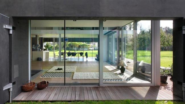 The Safe House, in Warsaw, Poland, is a development built by KWK Promes. Picture: KWK Promes