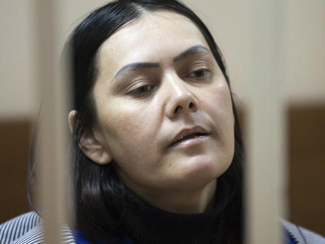 Investigators believe Bobokulova may be suffering from a mental illness. Picture: AP.