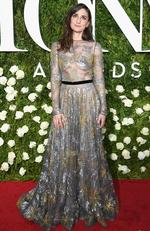 Sara Bareilles attends the 2017 Tony Awards at Radio City Music Hall on June 11, 2017 in New York City. Picture: Dimitrios Kambouris/Getty Images for Tony Awards Productions