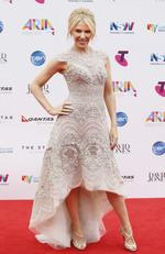 2015 ARIA AWARDS at The Star. Kylie Minogue. Picture: Dylan Robinson