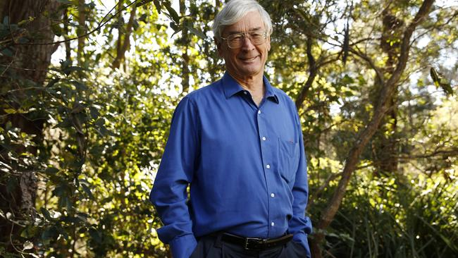 Dick Smith is fronting a campaign critical of the subs deal.