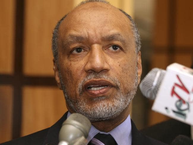 Payments... Mohamed bin Hammam, former chief of the Asian Football Confederation. Picture: Shirley Bahadur