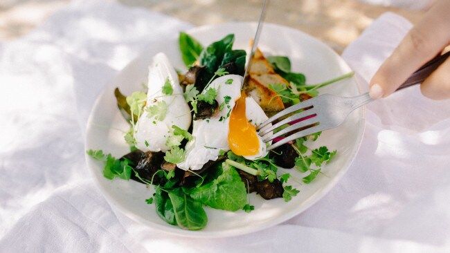 Toast is still on the menu (as long as it's the gluten free variety) Image: Eat Fit Food