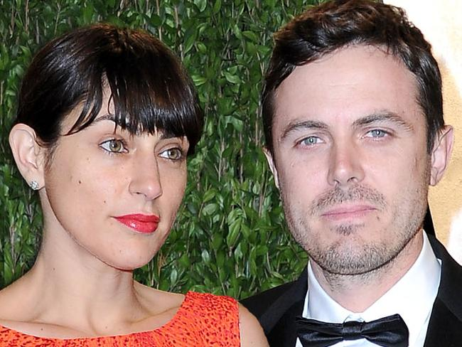 Summer Phoenix and Casey Affleck back in 2013. Picture: Getty