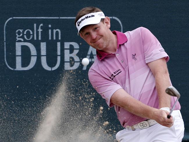 Stephen Gallacher of Scotland is a Ryder Cup wildcard picks for Gleneagles.