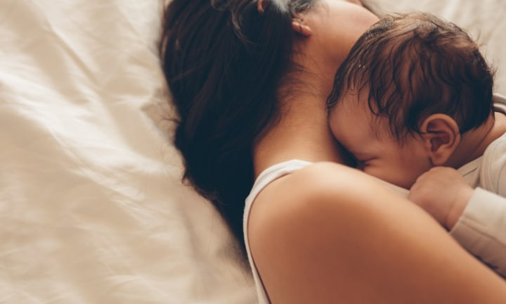 Just because your children didn't sleep, it doesn't mean it's normal