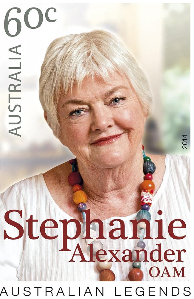 Stephanie Alexander OAM Best-selling author of the beloved classic, The Cook's Co...