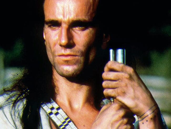 Day-Lewis carried his gun with him, even behind the scenes, during Last of the Mohicans.