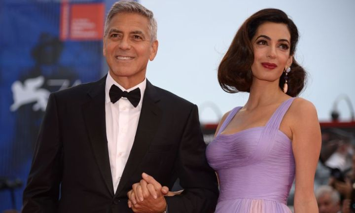 George Clooney admits he's so exhausted he cries 'four times a day'
