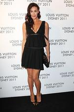 <p>Megan Gale arrives at the Louis Vuitton Maison reception on December 2, 2011 in Sydney, Australia. (Photo by Don Arnold/WireImage). Body and soul Jan 29th. Do not use . Gettyimages.</p>