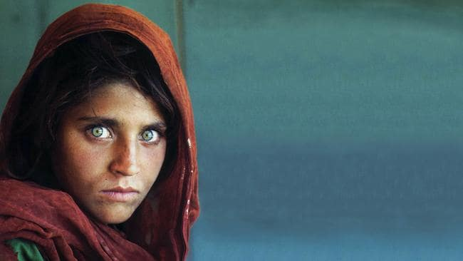 The magazine is renowned for its iconic photographs. Picture: Steve McCurry