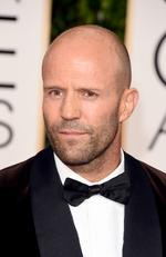 Jason Statham attends the 73rd Annual Golden Globe Awards held at the Beverly Hilton Hotel on January 10, 2016 in Beverly Hills, California. Picture: Jason Merritt/Getty Images