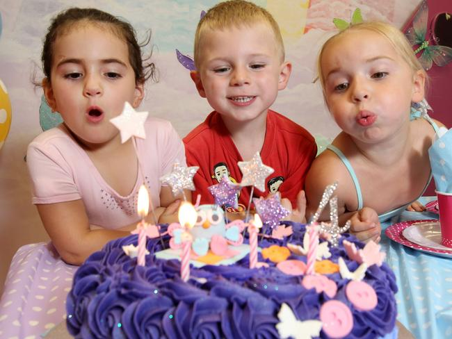 OK, it makes sense if we can't bring cake to daycare because kids have allergies. But banning it at work because we're all a bit fat might be one step too far. Picture: Stephen Laffer