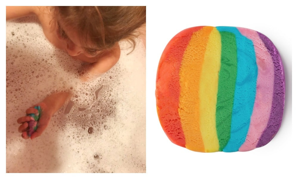 The Lush product that leads to a stress-free bedtime routine