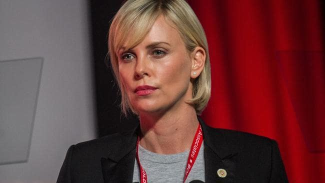 Charlize Theron: At AIDS 2016 conference the star says she is angry at lack of progress around young people and HIV