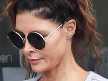 Pete Evans' wife pictured after operation