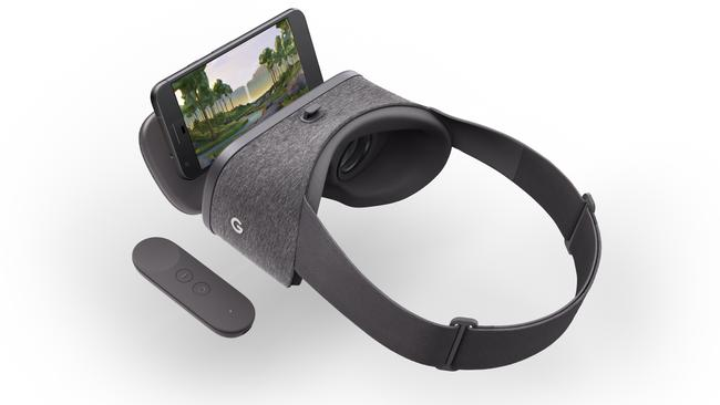 Google's Daydream View virtual reality headset offers smartphone users another VR option.