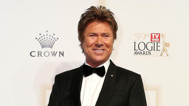 30 years of Richard Wilkins' hair
