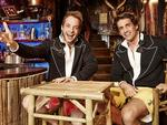 GOLD AND SILVER LOGIE NOMINEES: Hamish Blake and Andy Lee are both nominated for Gold Logies this year for their work on Gap Year Asia. Picture: Supplied